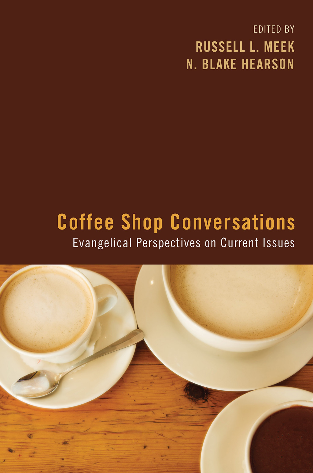 Book cover of Coffee Shop Conversations