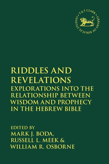 Cover of Riddles and Revelations